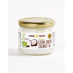 Βιολογικό Έξτρα Παρθένο Λάδι Καρύδας | Extra Virgin Coconut Organic Oil | 280 ml