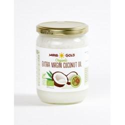 Βιολογικό Έξτρα Παρθένο Λάδι Καρύδας | Extra Virgin Coconut Organic Oil | 500ml
