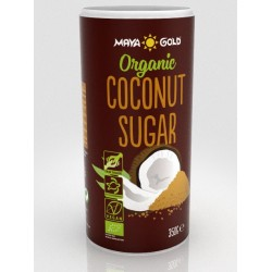 Βιολογική Ζάχαρη Ανθών Καρύδας | Organic Coconut Blossom Sugar | 350gr