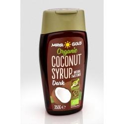 Βιολογικό Σιρόπι Καρύδας Σκούρο | Organic Coconut Syrup Dark | 250ml
