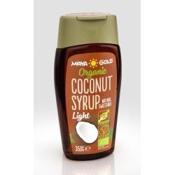 Βιολογικό Σιρόπι Καρύδας Ανοιχτόχρωμο | Organic Coconut Syrup Light | 250ml