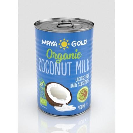 Βιολογικό Γάλα Καρύδας | Coconut Milk Organic | 400ml
