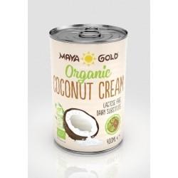 Βιολογική Κρέμα Καρύδας | Organic Coconut Cream | 400ml