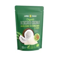 Βιολογική Αποξηραμένη Καρύδα | Organic Desiccated Coconut | 125gr