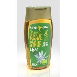 Βιολογικό Σιρόπι Αγαύης Ανοιχτόχρωμο | Agave Syrup Light Organic | 350gr/250ml