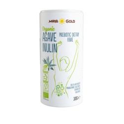 Βιολογική Ινουλίνη Αγαυής | Organic Agave Inulin | 300gr Σέικερ