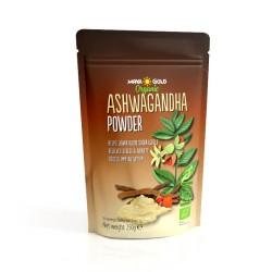 Βιολογική Σκόνη Ασβαγκάντα | Ashwagandha Organic Powder | 250gr