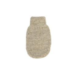 Γάντι Μασάζ με Σιζαλ & Λινό | Linen & Sisal Massage Glove