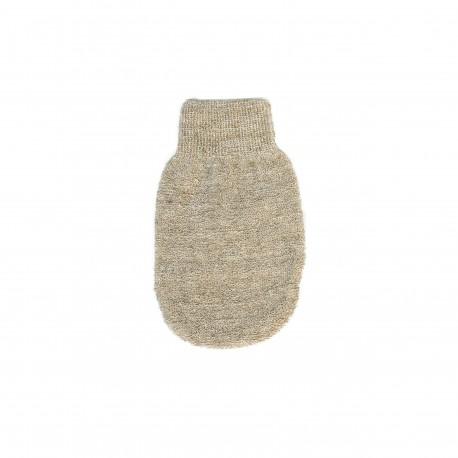 Γάντι Μασάζ με Σιζαλ & Λινό   Linen & Sisal Massage Glove