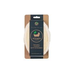 Σφουγγάρι με Λούφα   Natural Loofah Bath Scrubber