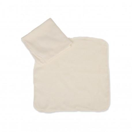 Μουσελίνα από Βιολογικό Βαμβάκι   Organic Cotton Muslin Face Cloth