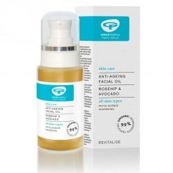 Αντιγηραντικό Λάδι Προσώπου   Anti Ageing Facial Oil   30ml