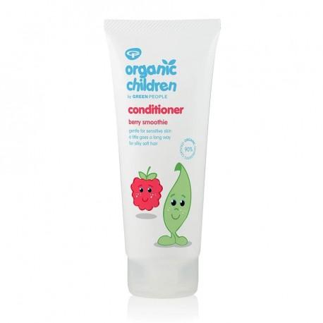 Παιδικό Μαλακτικό, Σμούθι Μούρων | Organic Children Conditioner - Berry Smoothie | 200ml