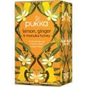 Λεμόνι, Τζίντζερ & Μέλι Manuka | Lemon, Ginger & Manuca Honey