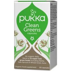 Καθαρισμός με Πράσινα Cleen greens | 60caps σε Κάψουλες