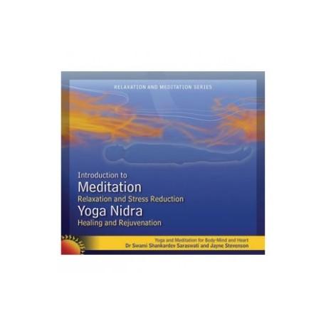 CD yoga nidra - γιόγκα νίντρα